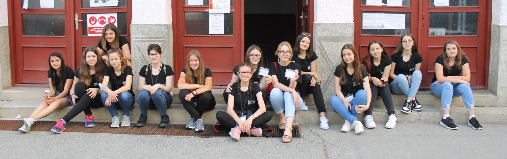 Волонтери ЦЕКОС-а