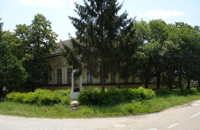 Зграда некадашњег НОО